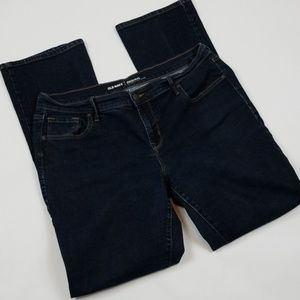 Old Navy jeans size 14 long.